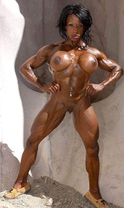 Muscle Girl Porno